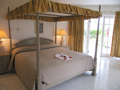Standard Room - Beachcomber Club Grounds Negril Jamaica Resorts and Hotels