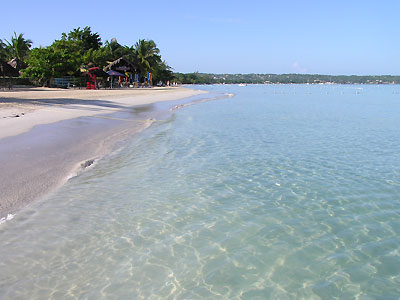 Beach and Pool - Country Country Beach - Negril, Jamaica Resorts and Hotels