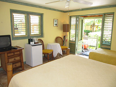 The Cottages (Interior) - Country Country Beach - Negril, Jamaica Resorts and Hotels