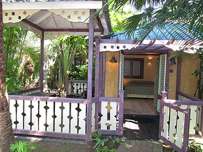 The Cottages (Exterior) - Country Country Beach - Negril, Jamaica Resorts and Hotels