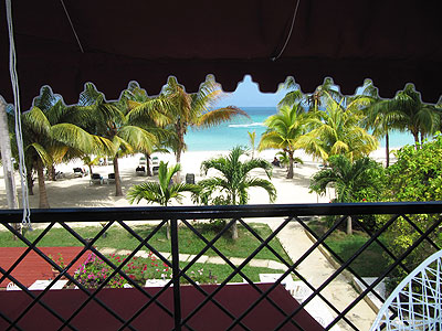 Deluxe Sea View Rooms - Charela Inn Deluxe View - Negril Resorts and Hotels, Jamaica
