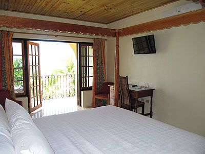 Deluxe Sea View Rooms - Charela Inn Deluxe Seaview Rooms- Negril Resorts and Hotels, Jamaica