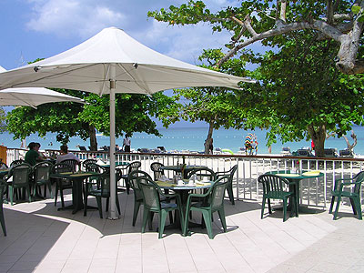 Coco Restaurant and Beach Grill - Coco La Palm Dining Room - Negril, Jamaica Resorts and Hotels