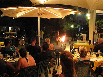 Coco Restaurant and Beach Grill - Coco La Palm Entertainment - Negril, Jamaica Resorts and Hotels