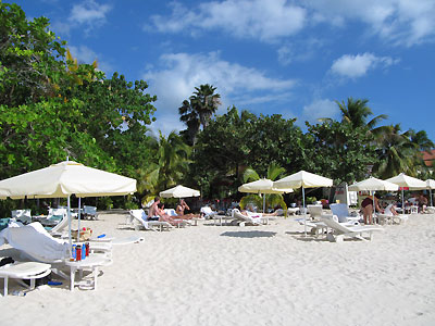 Chill Awhile Restaurant and Beach - Idle Awhile Resort Beach - Negril, Jamaica Resorts and Hotels