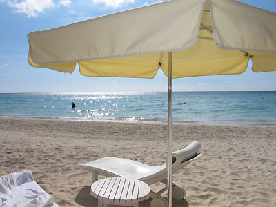 Chill Awhile Restaurant and Beach - Idle Awhile Resort beach- Negril, Jamaica Resorts and Hotels