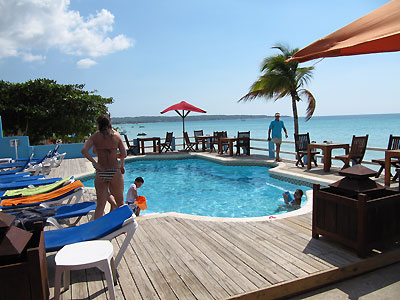 Pool - Negril Palms, Negril Jamaica Resorts and Hotels