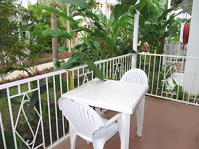 Standard Rooms - Negril Palms, Negril Jamaica Resorts and Hotels