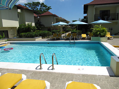Restaurant & Bar, Pool, and Grounds - Rooms Negril - Negril, Jamaica hotels and resorts