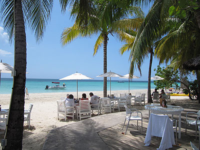 Dining - Couples Swept Away Beach Restaurant - Negril, Jamaica Resorts and Hotels