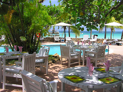Dining - Couples Swept Away Restaurant - Negril, Jamaica Resorts and Hotels