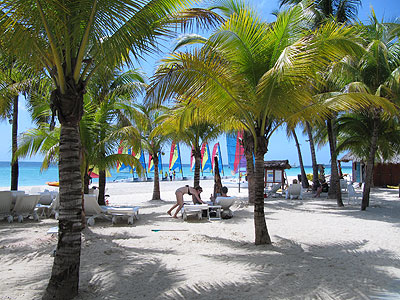 The Beach - Couples Swept Away Beach Toys - Negril, Jamaica Resorts and Hotels