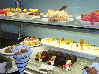 Dining - Couples Swept Away Desserts - Negril, Jamaica Resorts and Hotels