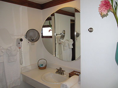Great House Jacuzzi and Veranda Suites - Couples Swept Away Great House Veranda Suite Bathroom - Negril, Jamaica Resorts and Hotels