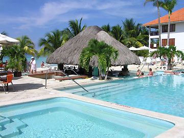 Pools and Jacuzzis - Couples Swept Away Great House Pool and Jacuzzi - Negril, Jamaica Resorts and Hotels