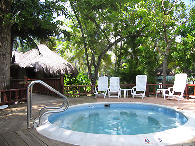 Sports and Fitness Centre - Couples Swept Away Jacuzzi - Negril, Jamaica Resorts and Hotels