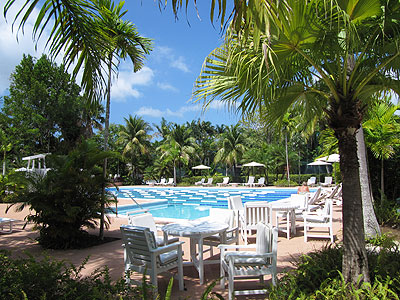 Pools and Jacuzzis - Couples Swept Away Sports Complex Pool - Negril, Jamaica Resorts and Hotels