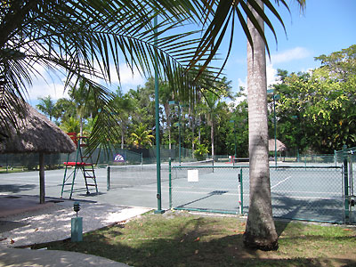 Sports and Fitness Centre - Couples Swept Away Tennis - Negril, Jamaica Resorts and Hotels