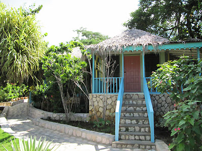 Ocean View Cottages - Samsara Hotel - Negril, Jamaica, Negril Resorts and Hotels