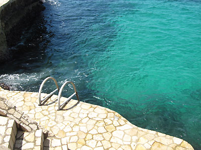 Pools, Sea entrances and Snorkeling - Samsara Hotel - Negril Jamaica Resorts and Hotels