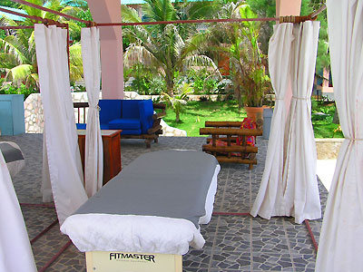 The Spa - Samsara Hotel Spa - Negril, Jamaica