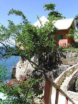 Cottages #1 - Xtabi cottage #1, Negril Jamaica Resorts and Hotels