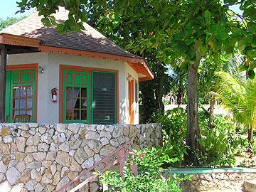 Cottages #2 - Xtabi cottage #2, Negril Jamaica Resorts and Hotels