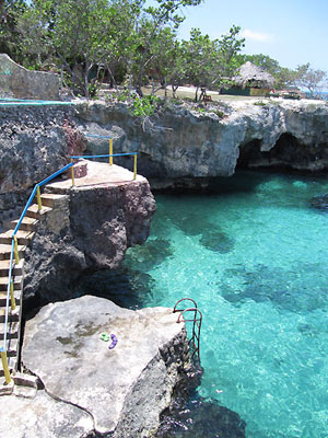 Xtabi Snorkelling & Swim Cove, Sunning Areas and Grounds - Xtabi Resort, Negril Jamaica Resorts and Hotels