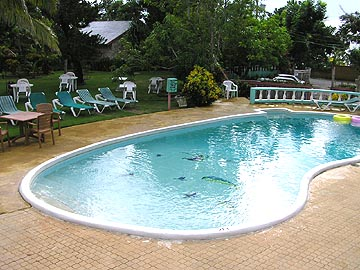 Garden Side Standard Rooms - Xtabi Pool, Negril Jamaica Resorts and Hotels