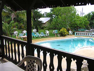 Garden Side Two Bedroom Suite - Xtabi Two bed Pool View, Negril Jamaica Resorts and Hotels