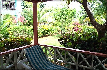 The Studio - View from Xtabi studio, Negril Jamaica Resorts and Hotels