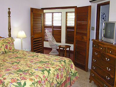 2 Bedroom Garden View Suite - Tree House 2 Bedroom Suite - Negril, Jamaica Resorts and Hotels
