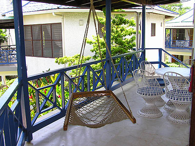 2 Bedroom Garden View Suite - Tree House Room - Negril, Jamaica Resorts and Hotels