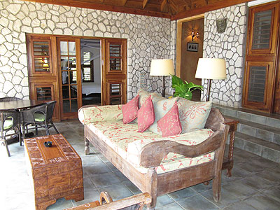 Red Birch Cottage - Tensing Pen Cabana, Negril Jamaica Resorts and Hotels