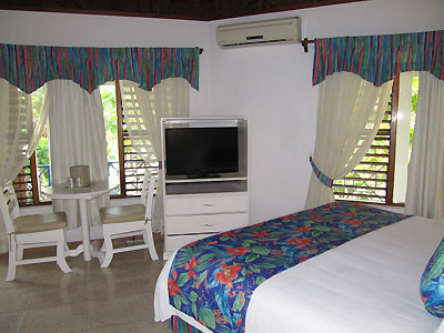 Garden and Ocean View Rooms -