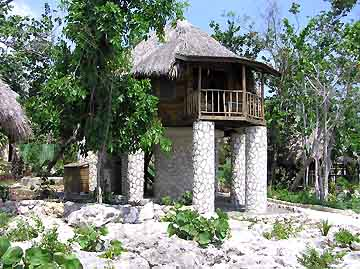 The Pillars - Tensing Pen North Pillar Exterior, Negril Jamaica Resorts and Hotels