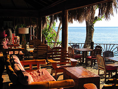 Restaurant, Bar and Lounge - Tensing Pen - Negril Jamaica Resorts and Hotels