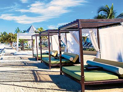 Azul Sensatori Jamaica Beach Cabanas