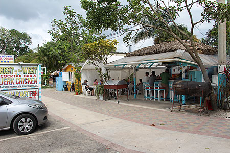 Best In The West Jerk Negril's Local Restaurants