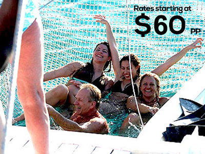 Catamaran Tour With Rate 2 Catamaran Charter