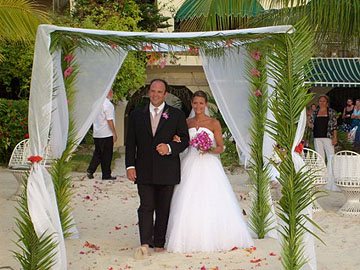 Charela Wedding Beach Under A Canopy.JPG