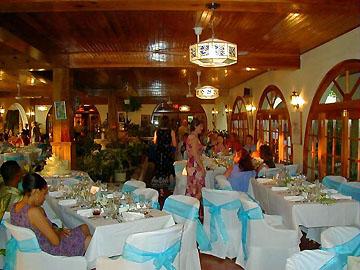 Charela Wedding Reception Inside