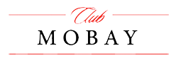 Club MoBay White Logo