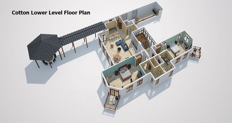 Cotton Ground Floor Floor Plan