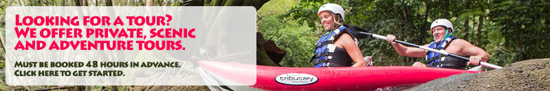 Event Calendar Tour Banner Kayaking Adventure Jamaica
