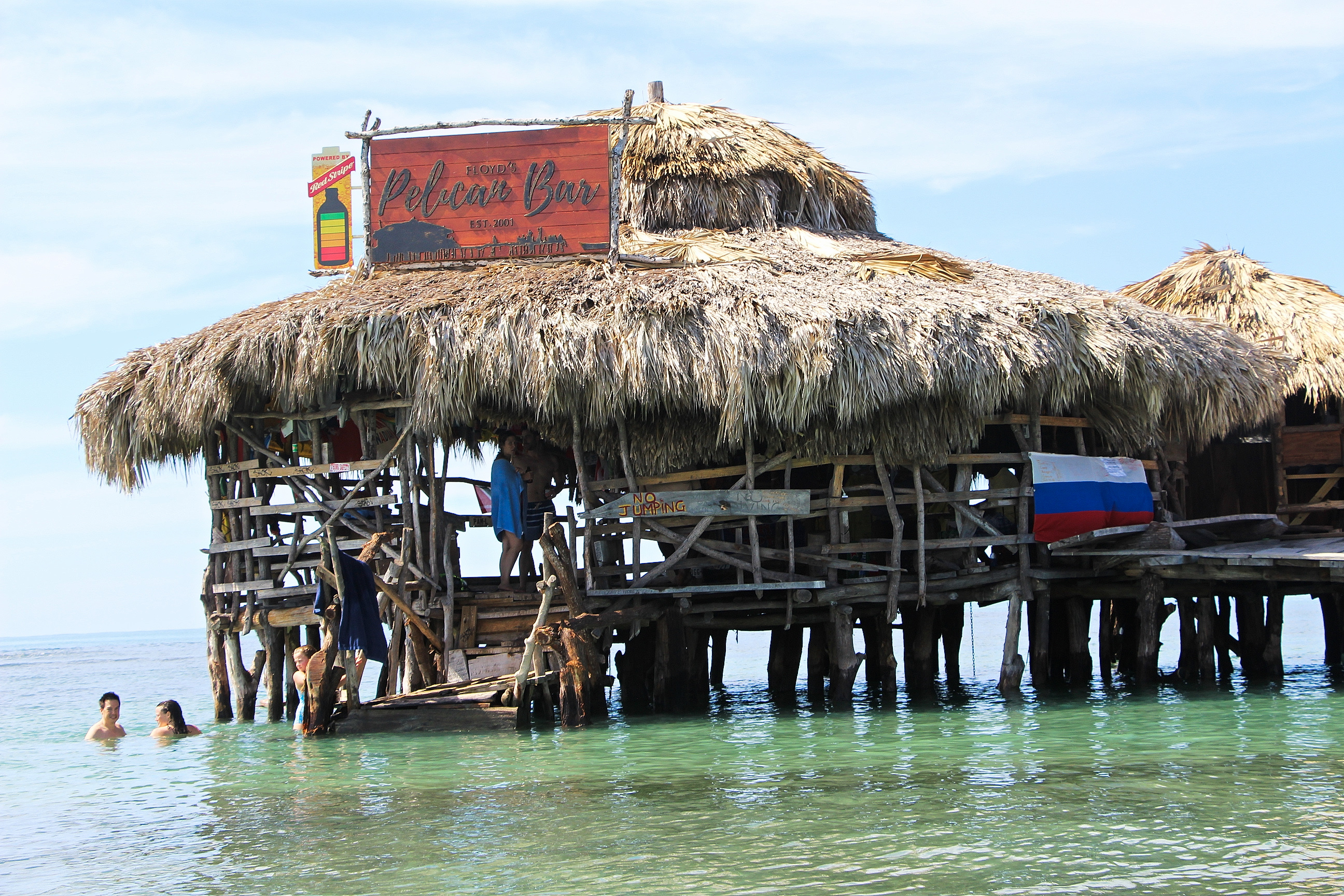 Floyds Pelican Bar Droomvacature
