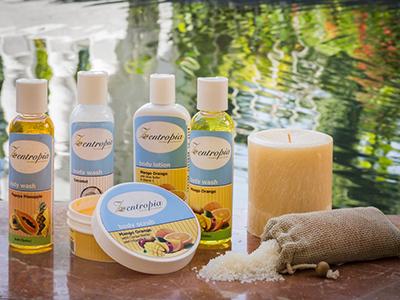 Grand Palladium Jamaica Spa Treatments Zentropia - Palladium Spa and Wellness