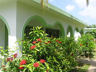 Hidden Paradise Lobby Exterior