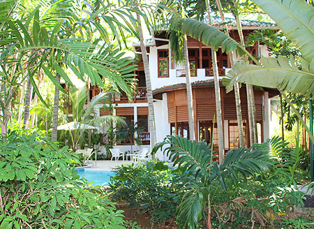 Idle villas 5 palm ext 3 Palm (Five Bedroom) Beach View Villa