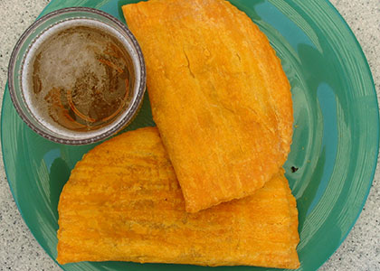 Jamaican Patties Where and What to Eat in Negril